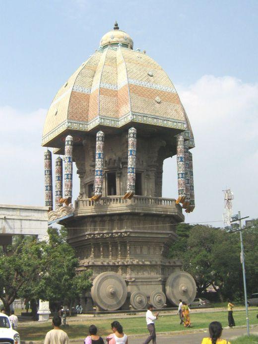 Chennai Tamil Nadu - Valluvar Kottam
