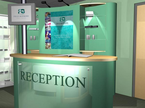 Top 25+ best Office reception design ideas on Pinterest   Office ...
