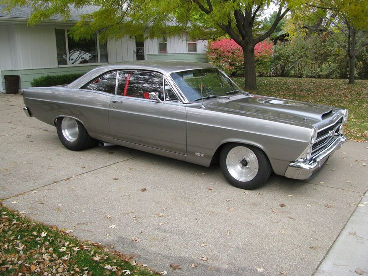 '67 Ford Fairlane GTA