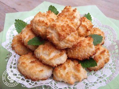 Na Ciasteczkowych Papierach: Kokosanki
