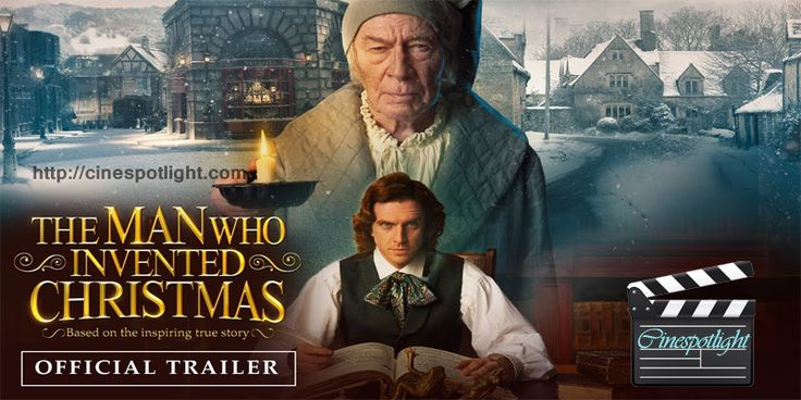 #TheManWhoInventedChristmas is an #upcoming #English #movie. Watch official movie #trailers here