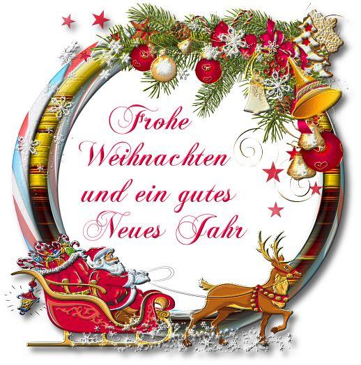 Frohe weihnachten und ein gutes neues jahr rodjendanske for Pinterest weihnachten