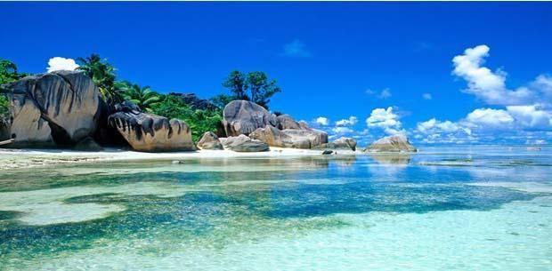 Pantai Matras, Bangka Belitung.---- Matras Beach, Bangka Belitung. #WonderfulIndonesia