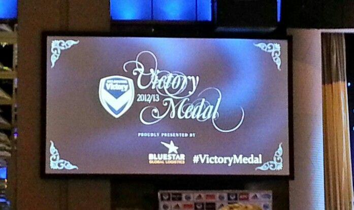 2012/2013 MVFC Medal Night