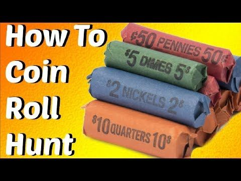 ULTIMATE GUIDE TO COIN ROLL HUNTING: CRH TIPS, TRICKS, AND FREQUENTLY ASKED QUESTIONS - YouTube