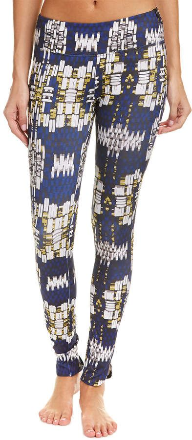Rue La La has some of the cutest yoga and workout leggings! I'm gonna need some cute outfits to get back in shape once baby comes!  Satva Anya Legging $29.99
