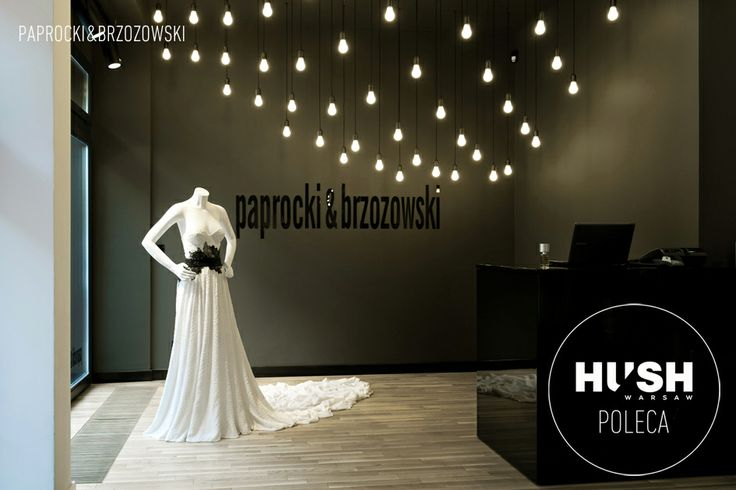 Paprocki & Brzozowski- fashion designers boutique in Warsaw recommended by HUSH Warsaw.
