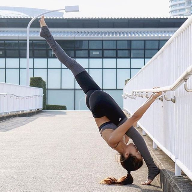 Alo Yoga Goddess Legging #yoga