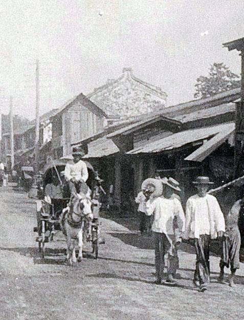 1912 Mueang Lampang... | via: TeakDoor.com - The Thailand Forum