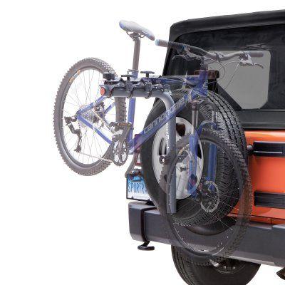 SportRack SR2813 3-Bike Spare Tire Rack - SR2813, TGP098