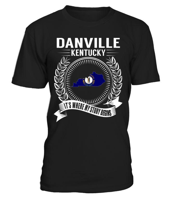 Danville, Kentucky - It's Where My Story Begins #Danville