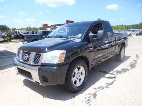used 2007 nissan titan for sale in shreveport la truecar stuff to try pinterest cars. Black Bedroom Furniture Sets. Home Design Ideas