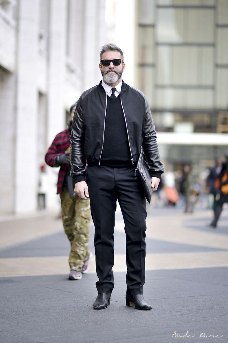 Garth Condit Unknown New York Fashion Week Fall Winter