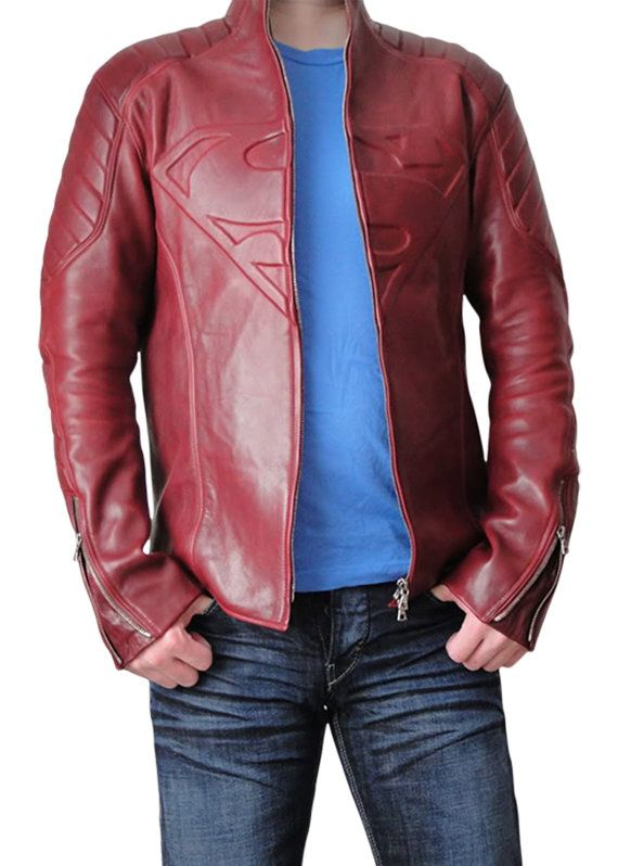 Hey, I found this really awesome Etsy listing at http://www.etsy.com/listing/106633456/superman-smallville-leather-jacket