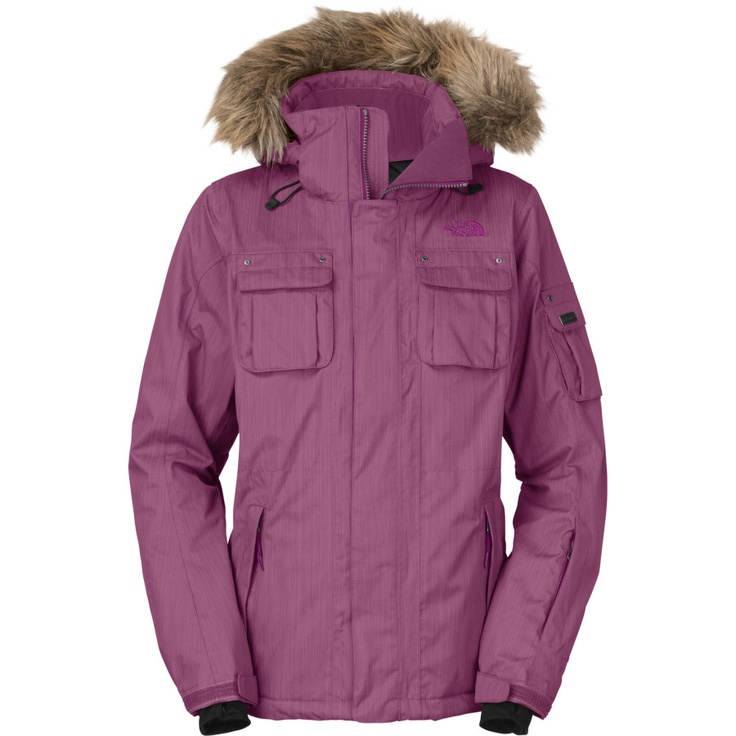 Need a ski coat.  Hmm... The North Face Baker Delux Jacket