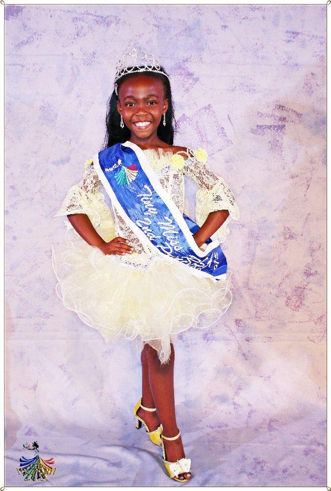 Tiny Miss RSA 2015 - 2nd Princess Boipelo Tlhabi
