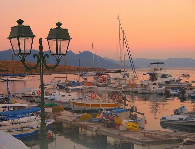 Aegina, greece