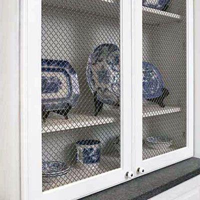 Kitchen Cabinet Types. Open CabinetsKitchen Cabinets DesignsMetal ...
