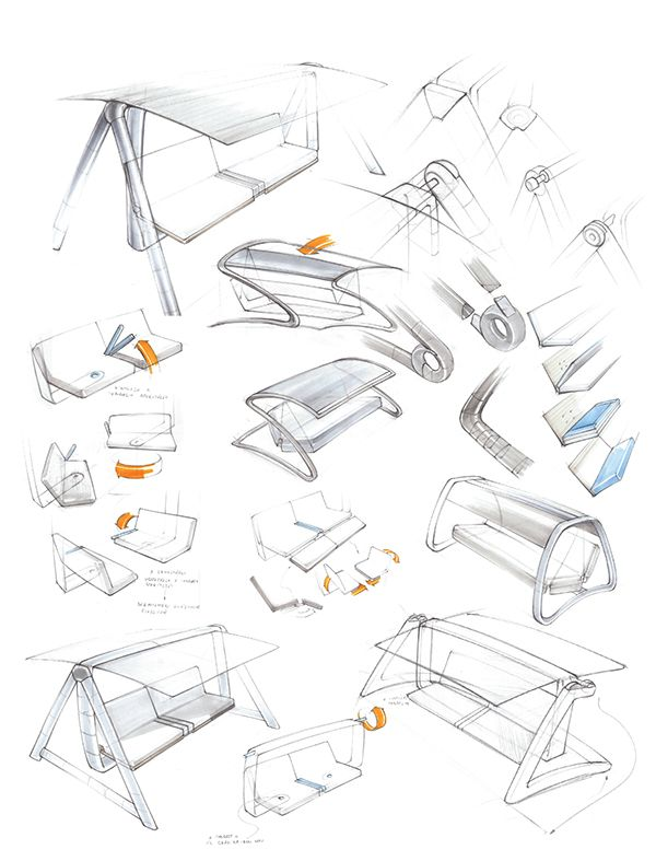 "This is a selection of ""behind-the-scene"" sketches from various projects I've done recently with the purpose of inspiring others. (You can see more info of these projects by checking my website: http://igendesign.co )"