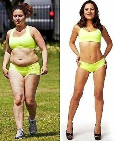 успешные истории похудении