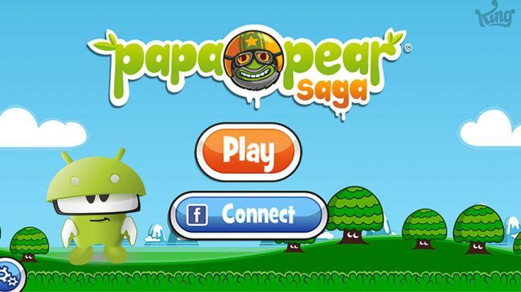 Descargar Papa Pear Saga para Android - http://descargarpapapear.com/descargar-papa-pear-saga-para-android/