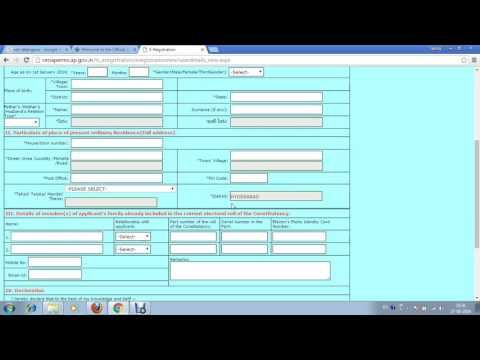 How to Election Voter ID Card  Online within 3Min  hyderabad telangana o...