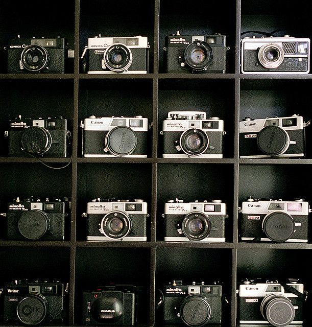 Camera porn....