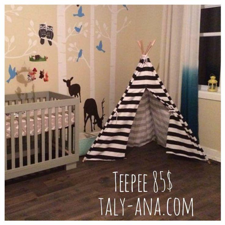 Teepee 85$ taly-ana.com