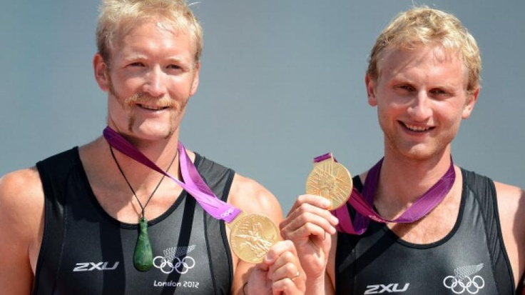 Two rowing golds for NZ! | olympic.org.nz