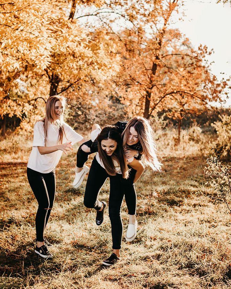 Фотосессия для троих подруг идеи