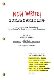 Now Write! Screenwriting belongs on every screenwriter's bookshelf. Kindle won't do it - this is to leaf through whenever you're looking for inspiration, guidance on a particular aspect of screenwriting or a jumpstart.
