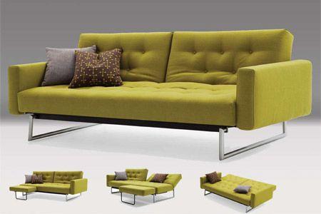 Transformer Modern Convertible Futon Sofa Bed Sleeper The Futon Shop Encino Pinterest