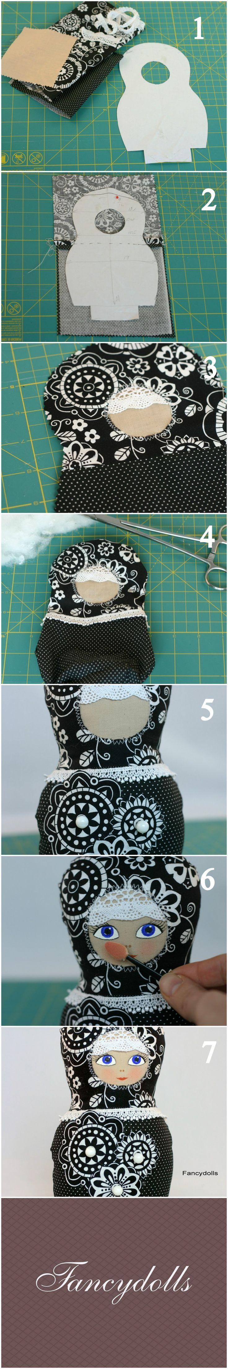 DIY : Russian Cloth Doll