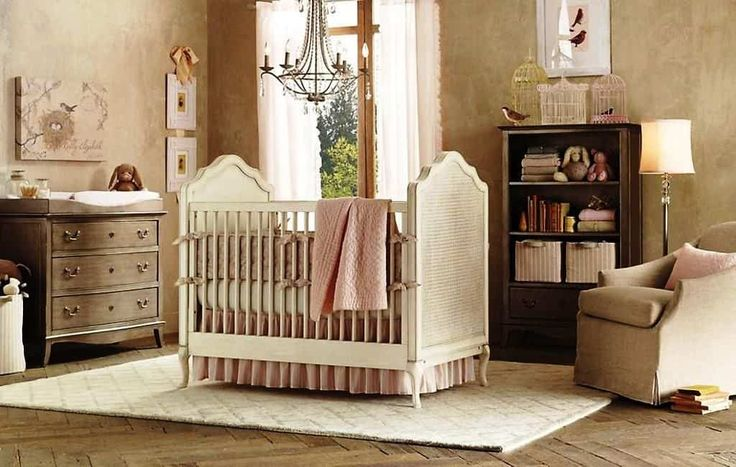 Having A Wooden Crib For Your Baby Nursery