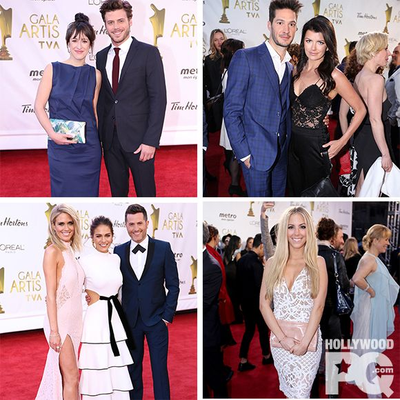 Gala Artis 2016 - Le tapis rouge | HollywoodPQ.com