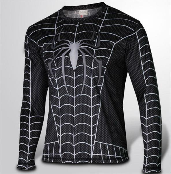 Рубашка паук веном