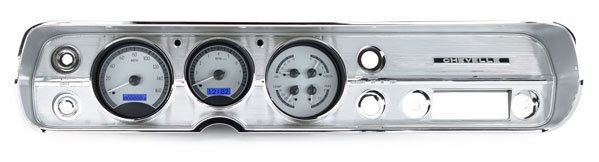 Dakota Digital 64 65 Chevy Chevelle / El Camino Analog Dash Gauges System VHX-64C-CVL