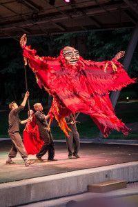 Paperhand Puppet Int - Paperhand Puppet Intervention --- #Theaterkompass…