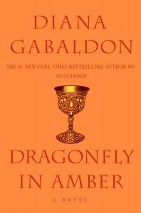 # 1 - Dragonfly in Amber, by Diana Gabaldon.  Book 2 in the Outlander series.  It was ok, but I can see this getting really old.