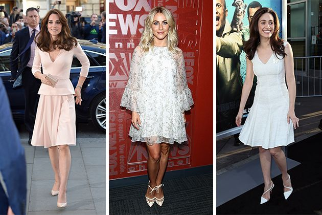 Celeb Fashion Looks for Bridal Parties | Brides.com