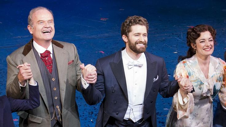 'Finding Neverland' Fights for Pop on Broadway