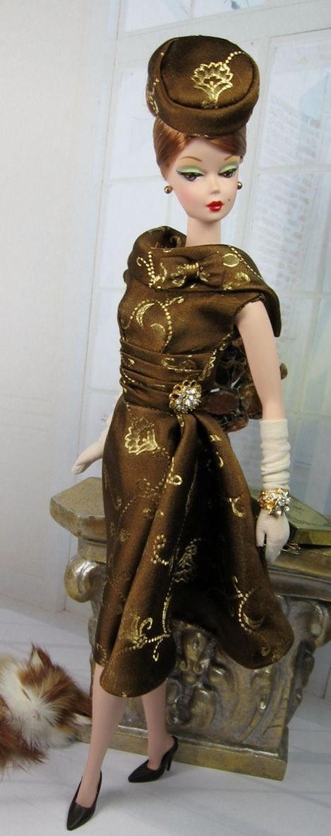 Cioccolata for Silkstone Barbie and Victoire Roux