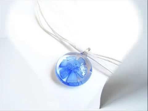 Bijuterii handmade cu sticla de Murano de la GlamBazaar - YouTube