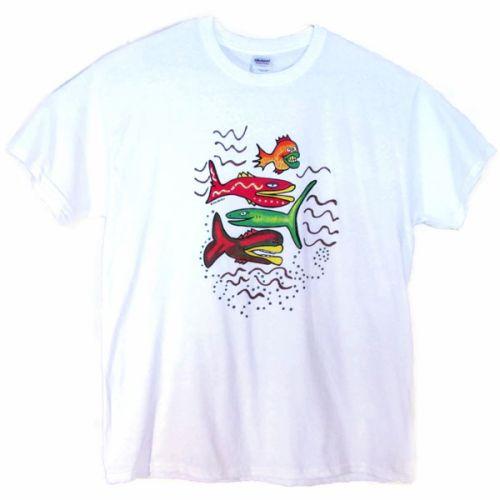Adult Fish Posse T-Shirt