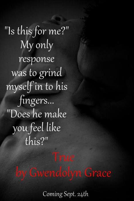Gwendolyn Grace - Author of True Erotic Romance