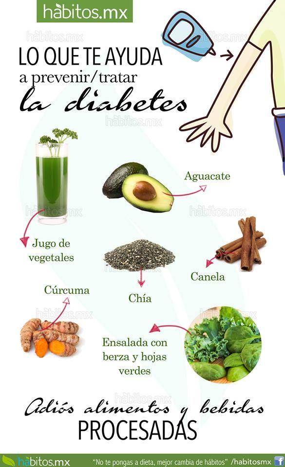 Hábitos Health Coaching |   ALIMENTOS QUE AYUDAN A PREVENIR Y TRATAR LA DIABETES