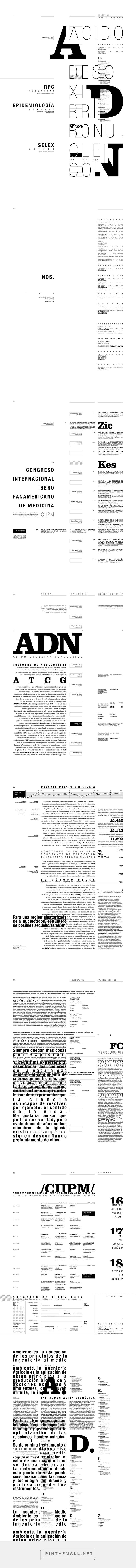Editorial I on Behance... - a grouped images picture - Pin Them All