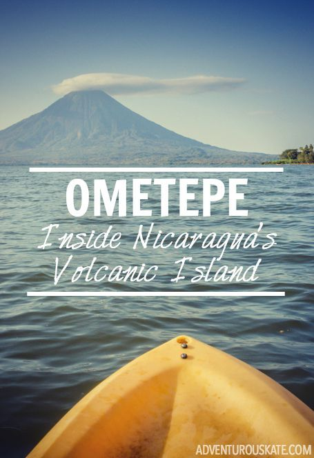 Isla de Ometepe in Nicaragua stood out to me as the kind of place that is the epitome of the region; the kind of place you couldn't find anywhere else in the world.  See what makes this island so special and all the cool things I did during my visit.