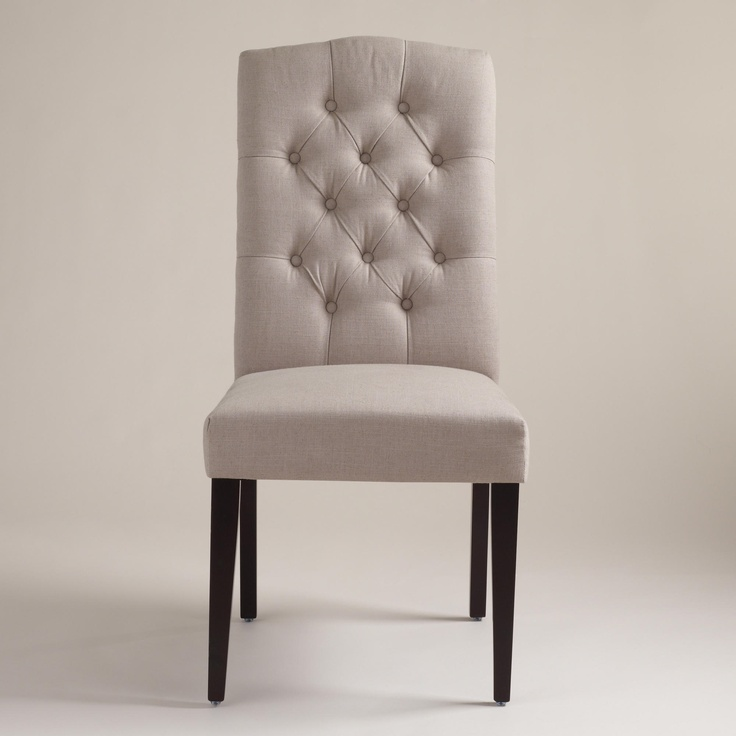 Dining Chair Set 2 Pair Accent Tufted Kitchen Modern Side: Best 25+ Tufted Chair Ideas On Pinterest