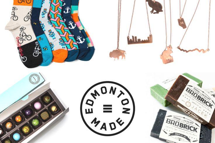 Edmonton Made Gift Ideas